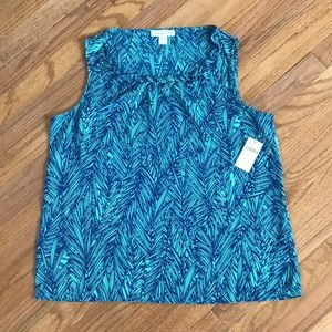 NWT Coldwater Creek shell Size Large